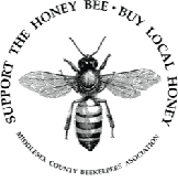 Support The Honey Bee - Buy Local Honey